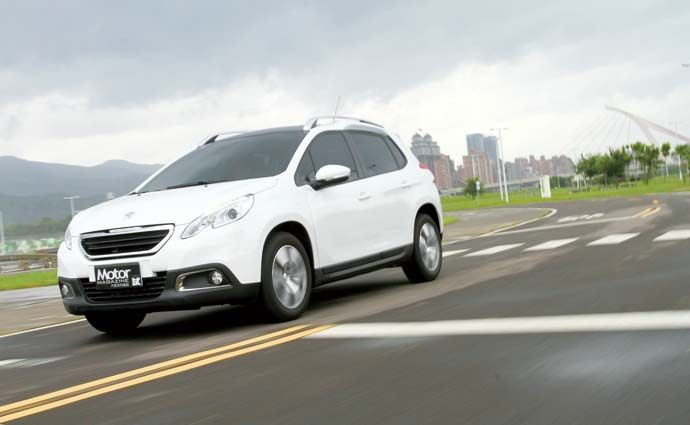 Peugeot 2008 1.6 VTi Active+