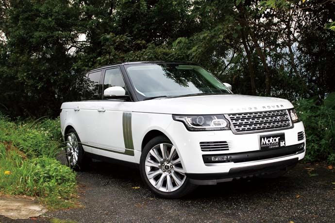 Land Rover All-New Range Rover 5.0 S/C Vogue SE