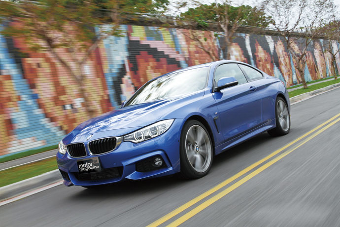 BMW 435i Coupe M Sport Package