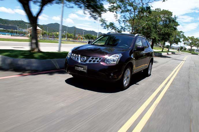Nissan Rogue 2WD SL