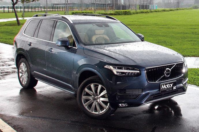 來自北歐的七人移動堡壘 Volvo New XC90 T5 Momentum