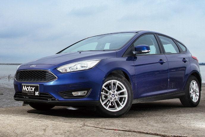 絕佳時機 更待何時 Ford Focus 1.6 4D/5D汽油時尚型