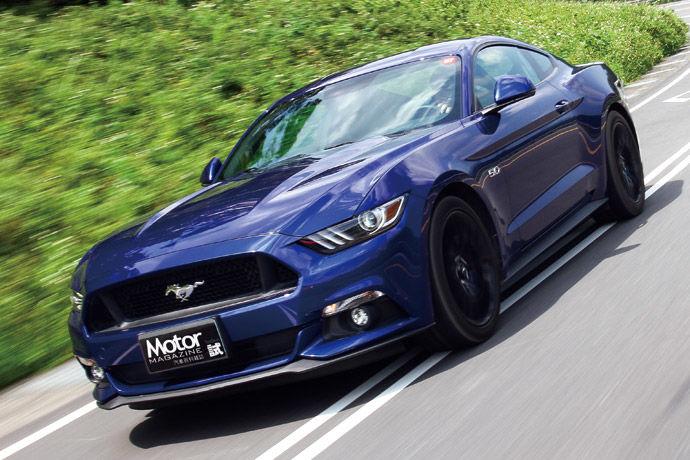 美式暴力 Ford Mustang GT 5.0L