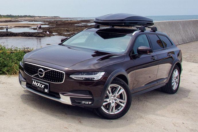 跨界旅行先驅者 Volvo All-New V90 Cross Country D5