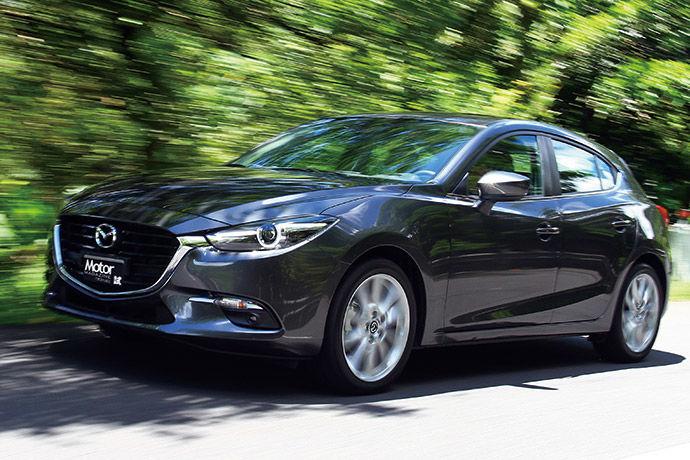 魂動之心 再次創新 2018年式 Mazda3─ 主動安全再升級