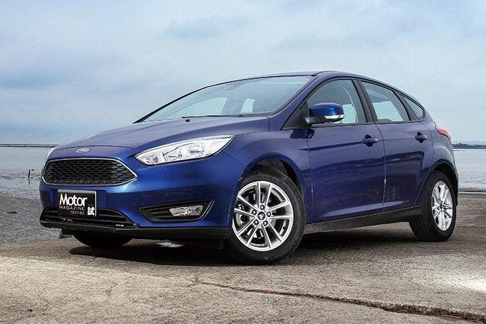 絕佳性價比首選 Ford Focus 1.6五門汽油時尚型