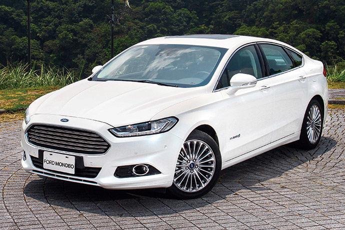 重新定義安全標準 Ford Mondeo