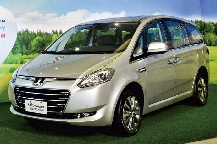愛的高乘載 LUXGEN M7 Turbo Eco Hyper 新年式亮相