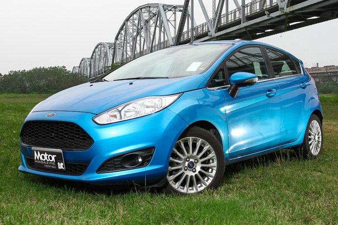 Ford Fiesta EcoBoost 125 × Ford EcoSport 獨佔鋒芒 傲視同級