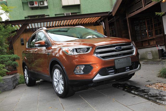 休旅王者 強勢登場 The All-New Ford Kuga EcoBoost 245