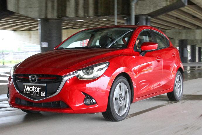 駛向制高點 New Mazda2