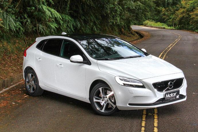 小修面容 安全倍增 New Volvo V40 T3