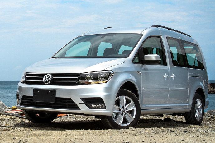優質家庭首選 Volkswagen The New Caddy Maxi