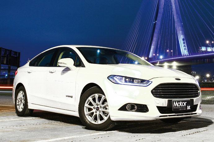靜謐節能心旅程 Ford Mondeo Hybrid 探訪生態之美