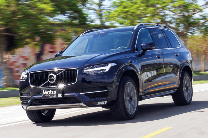 豪華旗艦七人座首選 All-New Volvo XC90 D5 Momentum+