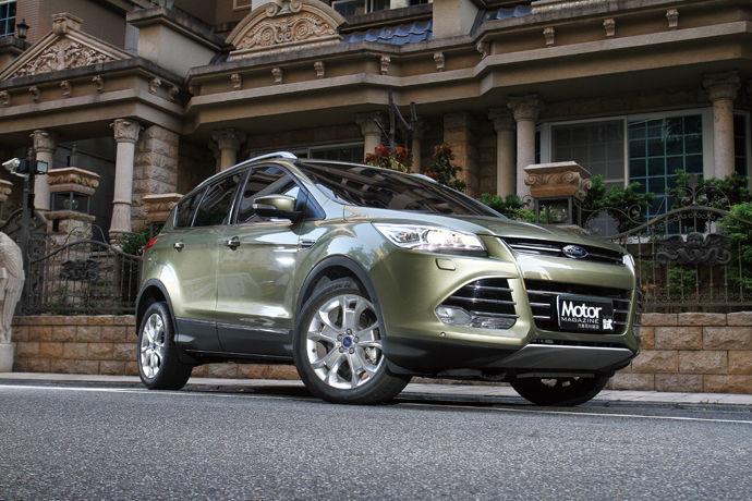運動休旅狂潮 The All-New Ford Kuga 2.0旗艦型