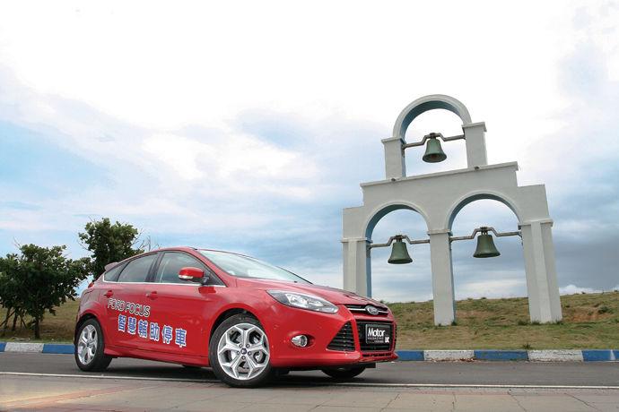 國產旗艦王者 Ford Focus 5D 柴油頂級運動型