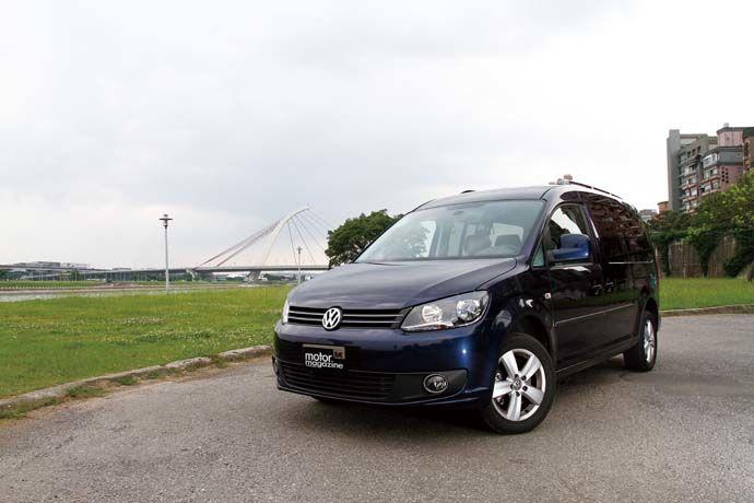 最佳出遊MPV首選 Volkswagen Caddy Maxi