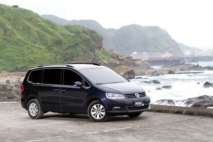 七座悍將 強勢登台 Volkswagen Sharan 1.4 TSI