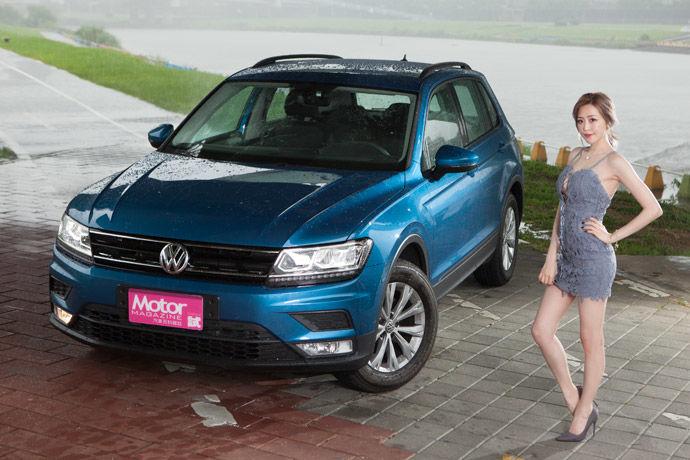 Date With LUCY - Volkswagen Tiguan 280 TSI Smartline 悠閒午後