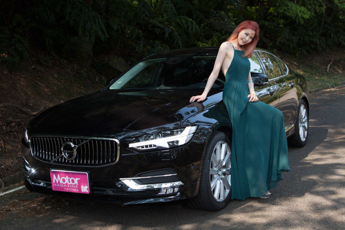 Date With LUCY - Volvo S90 D4 Inscription 斯堪地那維亞王者
