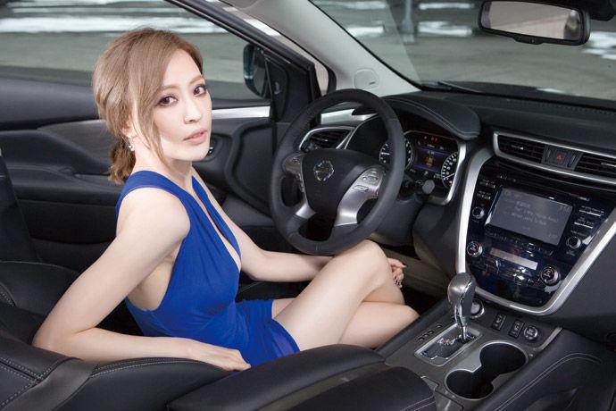 Date With LUCY - Nissan Murano Hybrid 拂身而過 心隨風