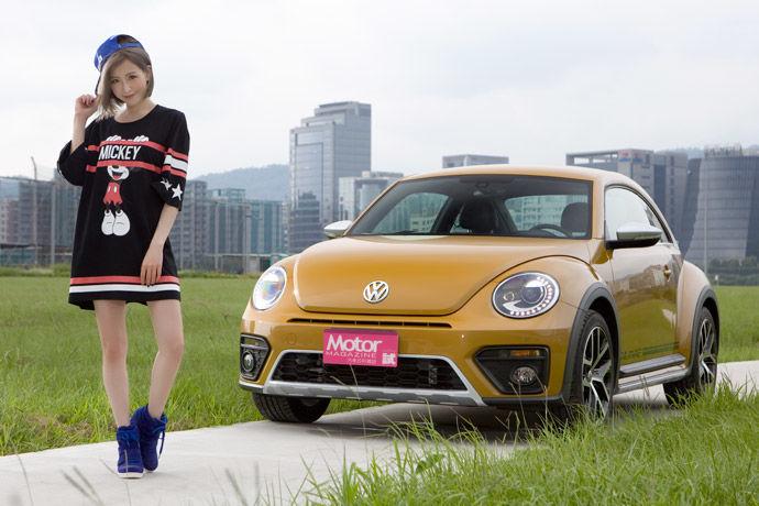 Date With LUCY - Volkswagen Beetle Dune 1.4 TSI 尋找城市中的綠洲
