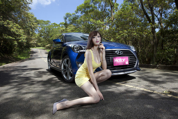 Date With LUCY - Hyundai Veloster 1.6 Turbo 刺客逆襲