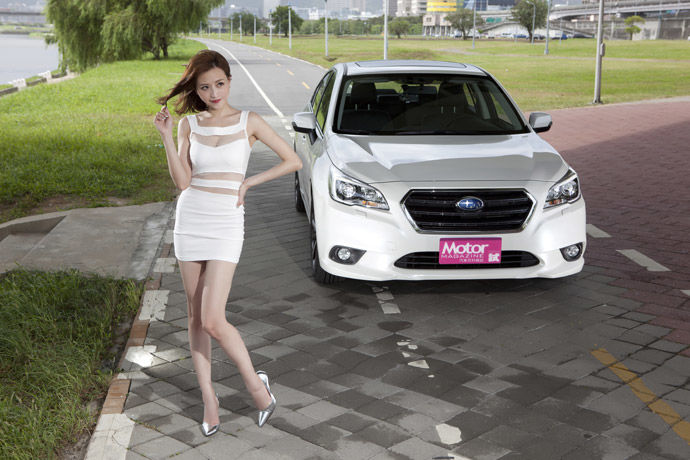 Date With LUCY - All-New Subaru Legacy 2.5i-S 昴宿綻芒