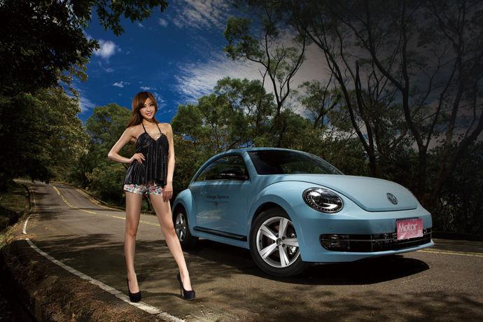 Date With LUCY - Volkswagen Beetle 1.4 Sport 當夢想成真時