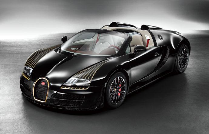 稀有超跑 - Bugatti Type 18 Black Bess 黑色十八號