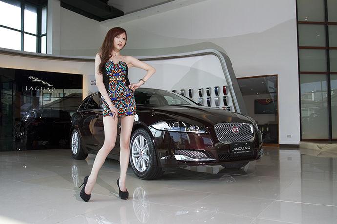 LUCY愛車-Jaguar XF Sportbrake