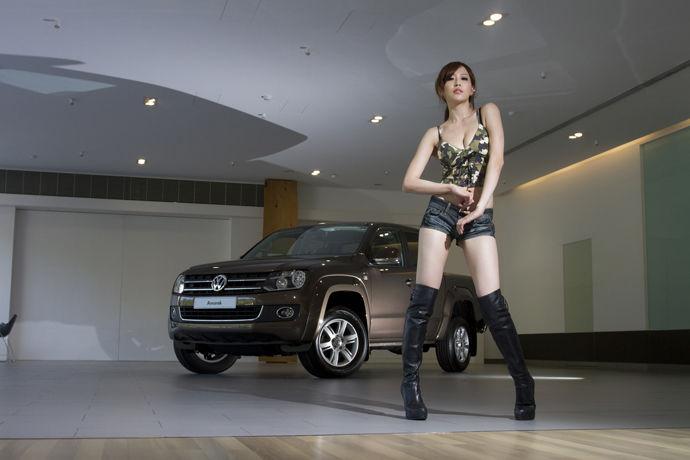 LUCY愛車-Volkswagen Amarok