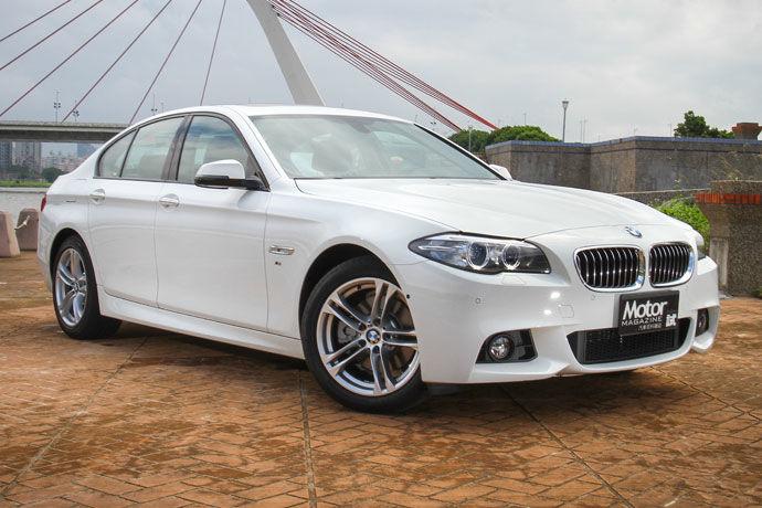 BMW 520i M Sport Edition 完美M型化