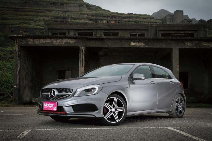Mercedes-Benz A250 Sport 三芒勁駒降臨