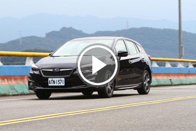 Subaru Impreza Hatchback 1.6i-S
