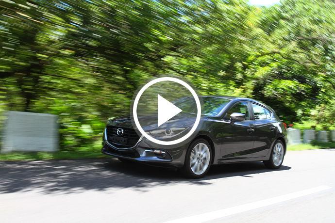 17年式Mazda3五門旗艦型