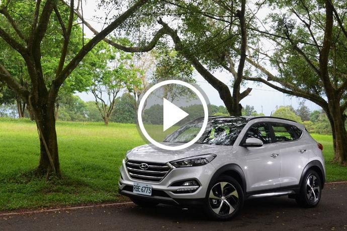 Hyundai Tucson 柴油 4WD 旗艦型