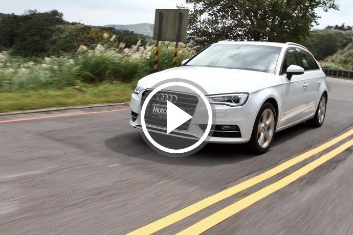 Audi A3 Sportback 35TFSI CoD