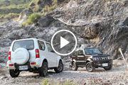 Suzuki Jimny小改款試駕 揉合時尚的越野品格