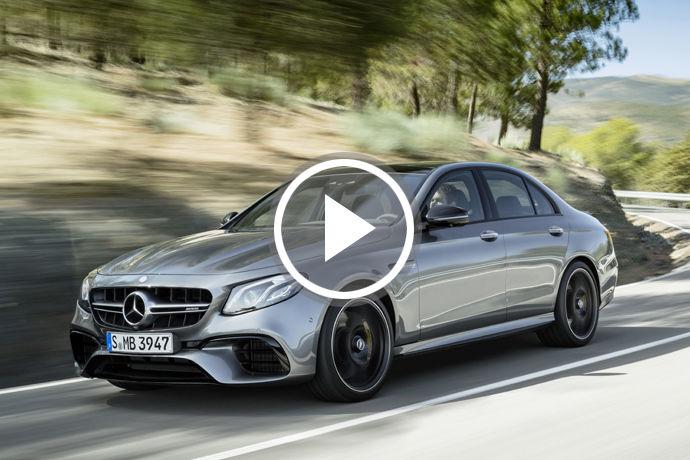 Mercedes-AMG E63S 4MATIC+