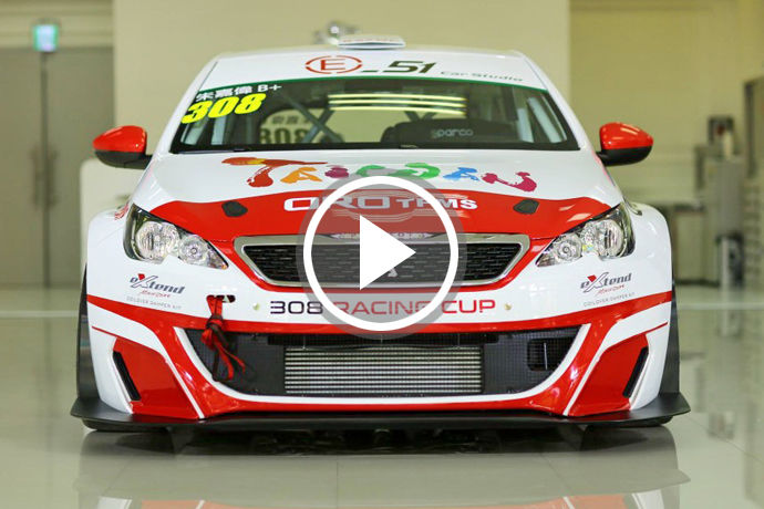 Peugeot 308 Racing CUP TCR