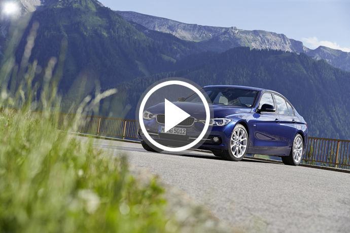 全新BMW3系列Sedan/Touring上市發表