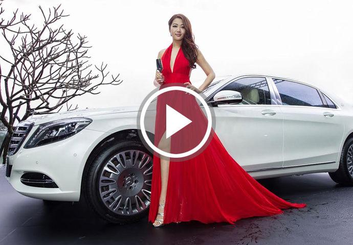 Mercedes-Maybach S600 撼動登台