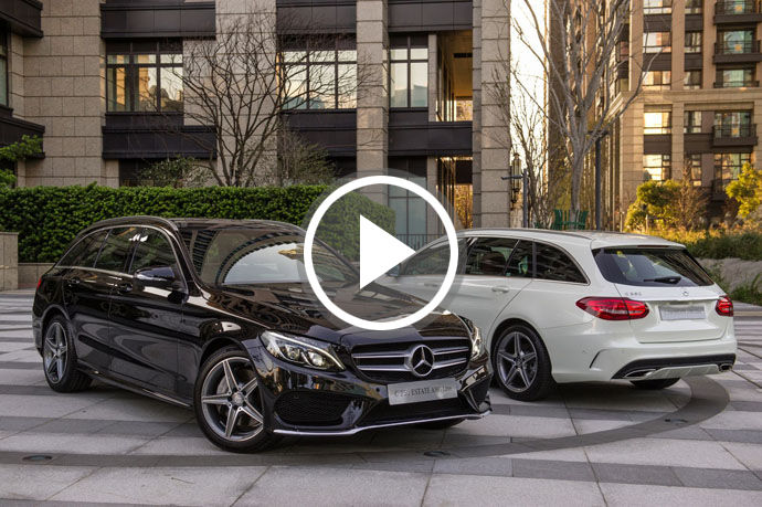 Mercedes-Benz C-Class Estate全新上市