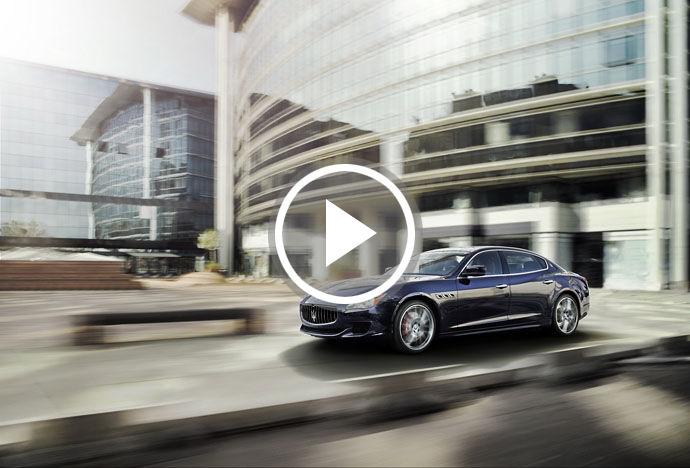 Maserati Quattroporte 330HP 上市發表