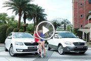 Škoda Octvia Combi & Roomster風格上市