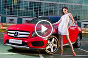 Mercedes-Benz GLA 新生運動休旅