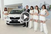 Škoda Yeti引領SUV新風潮