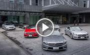 Mercedes-Benz夢幻轎跑體驗